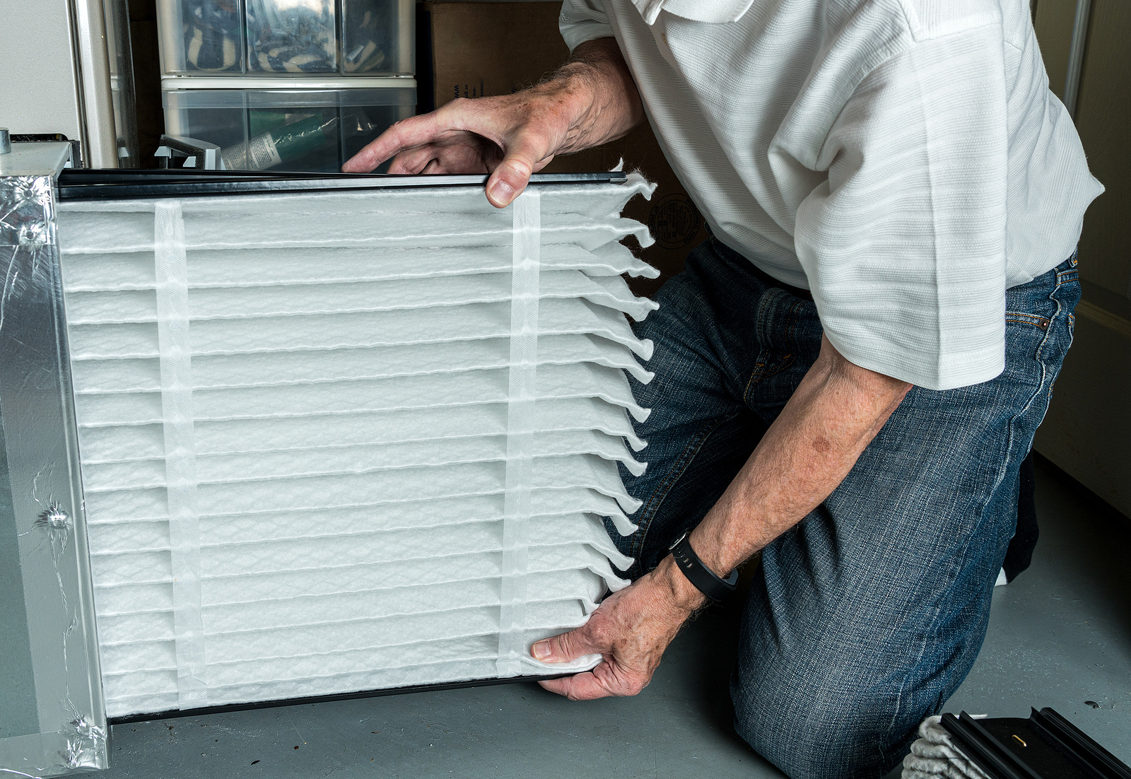 What does an HVAC purifier do?